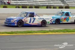 Ricky Hendrick and Bobby Hamilton