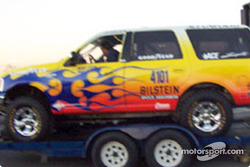 Ace Motorsports' Ford Expedition 4100 Pro Class
