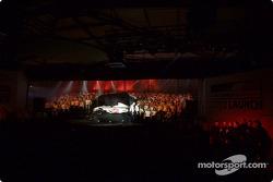 Presenting the BAR Honda 004