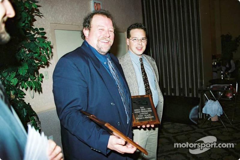 EMPA photographers winners: Motorsport.com's Dave Dalesandro and Thomas Chemris