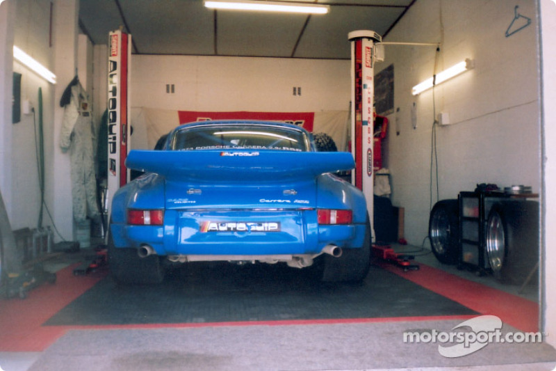 Peter Gough's Porsche Carerra