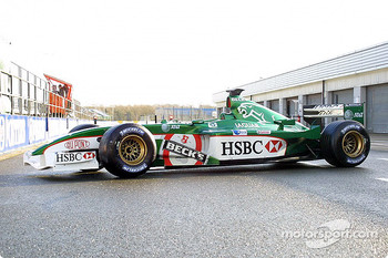 The Jaguar R3
