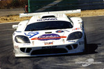 The RML Saleen was driven by Lambert, McKeller and Goodwin