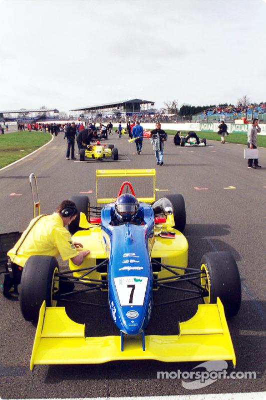 Gurney on the grid