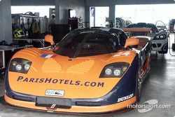 The #24 Mosler MT900R of Perspective Racing