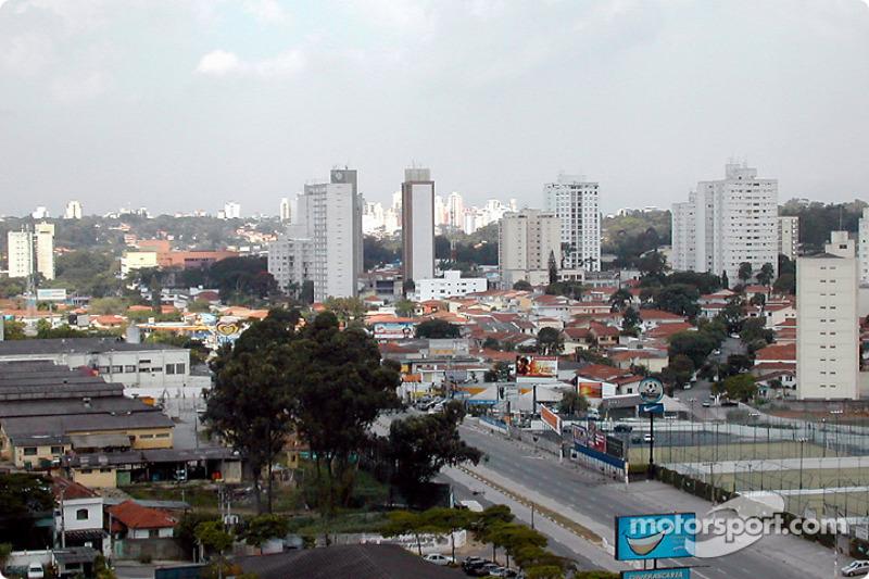 A view of Morumbi