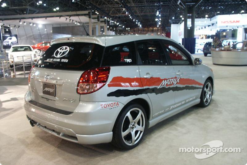 Toyota Matrix by TRD