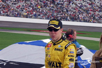 Matt Kenseth heading to driver introductions