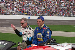 Ricky Rudd and Michael Waltrip