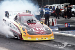 Tim Wilkerson's Funny Car