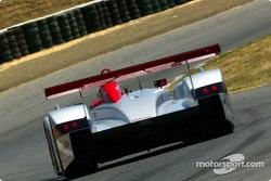 Rinaldo Capello in the Audi R8 #1