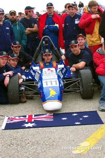 University of Wollongong (Steel City Racers)