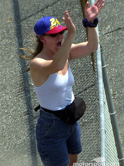 A Jeff Gordon fan