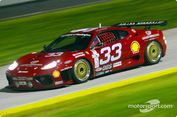 The #33 Ferrari captured its second-straight GT win