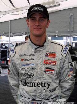 Race winner Ryan Hunter-Reay