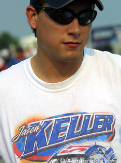 Hank Parker Jr., a Jason Keller fan