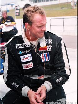Terry Borcheller took the pole