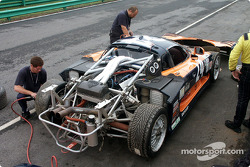 Mosler MT900R on false grid