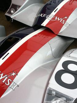 Rand Racing/Risi Competizione body panels