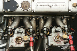 Coventry Climax with Dual Webbers
