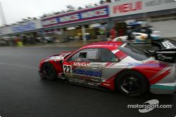 Nissan Skyline GT-R, Satoshi Motoyama, Michael Krumm