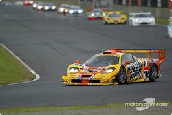 McLaren F1 GTR, Naoki Hattori Eiichi Tajima
