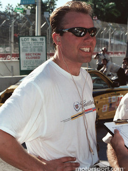 J.J. Lehto smiles a lot