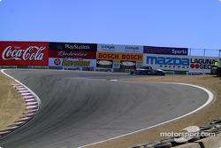 Orbit Racing Porsche 911 GT3-RS in trouble