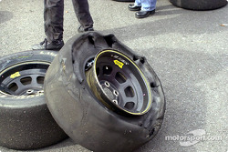 ...but not from this tire