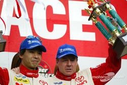 3rd Takeshi Tsuchiya and Wayne Gardner