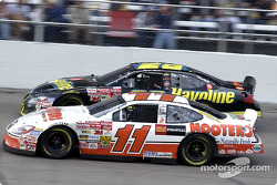 Brett Bodine and Ricky Rudd
