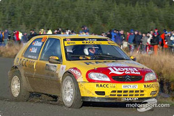 2002 Junior WRC champion Daniel Sola