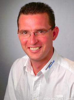 Volkswagen Tarek presentation: Dieter Depping