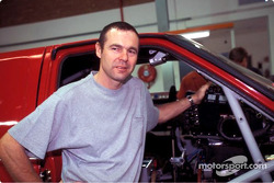 Nissan Rally Raid Team tests in South Africa: Nissan Chief Engineer Glyn Hall