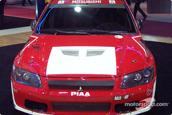 WRC Mitsubishi Lancer Evolution