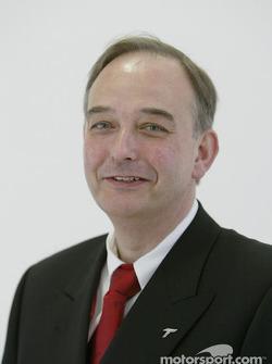 John Howett - President