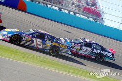 Michael Waltrip and Scott Wimmer