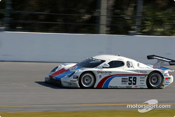 #59 Brumos Racing Porsche Fabcar: Hurley Haywood, J.C. France, Scott Goodyear, Scott Sharp