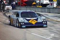 #54 Bell Motorsports Chevrolet Doran: Terry Borcheller, Forest Barber heads to starting grid
