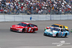 Restart: Bill Elliott and Jimmy Spencer