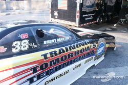 Bobby Martin's Alcohol Funny Car