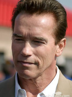 The man himself: Arnold Schwarzenegger