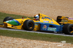 Lawrence Connor's F1 Benetton
