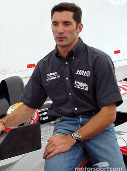 Max Papis will drive for JML Team Panoz