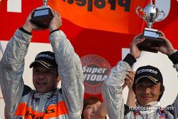 #GT300 3rd #43 Morio Nitta/Shinichi Takagi