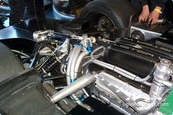 Lister rear suspension