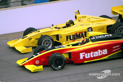 Ed Carpenter and Mark Taylor