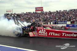 Doug Kalitta got the pole