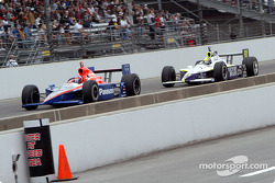 Roger Yasukawa and Buddy Lazier