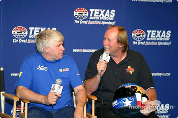 Press conference: pole winner Bobby Hamilton
